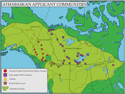 aac map maps arctic athabaskan council