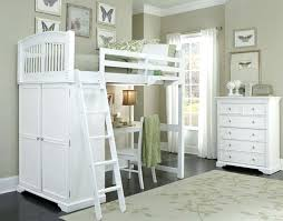 Bunk Bed With Storage And Desk Bunk Beds With Storage And Desk White Storage Low Loft With