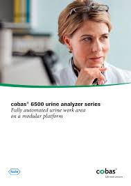 cobas 6500 urine analyzer series roche pdf catalogue