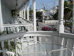 view from wraparound deck picture of cuban club suites key west