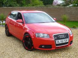 pink audi used red audi a3 for sale south yorkshire