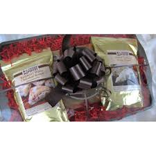 pastry gift baskets scone lover s gift basket rasp scone cran orange scone med