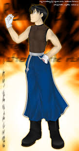 colonel mustang fma colonel mustang colored by vejitto on deviantart