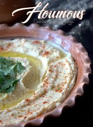 recette cuisine libanaise mezze recette houmous mezzé libanais au tahin recettes faciles