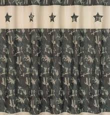 Kids Bathroom Shower Curtain Green Camo Army Camouflage Kids Bathroom Fabric Bath Shower