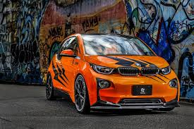 modified bmw modified bmw i3 by 3d design and studie japan