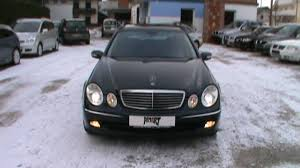 mercedes e class 2004 review 2005 mercedes e270 cdi avantgarde review start up engine