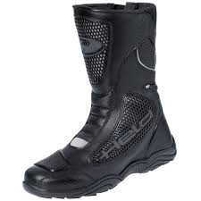 summer motorcycle boots held vamos leather touring motorcycle boots black ebay