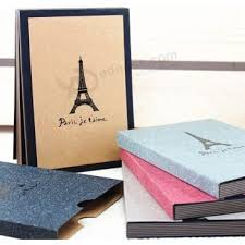high end photo albums custom high end eco friendly kraft paper 6 x 8 photo albums