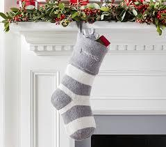 Pottery Barn Kids Stockings Hello Wonderful 10 Modern Kids U0027 Holiday Stockings