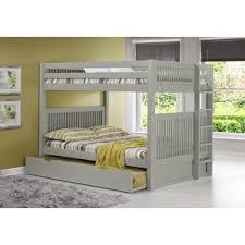 Three Bed Bunk Bed Bunk Beds You Ll Wayfair