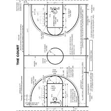layout basketball cross clipart free floor mapping software