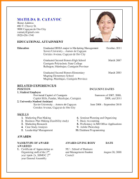 Create Resume Free Online Download by 6 How To Make Resume Nurse Resumed