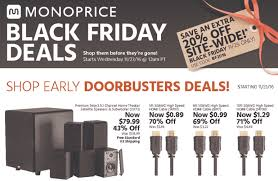 hdmi cable amazon black friday deals monoprice black friday deals 2016 u2013 all discounts and coupons