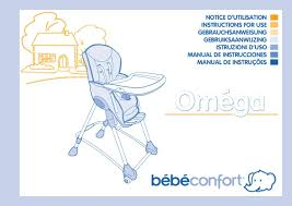 chaise haute b b confort omega notice bebe confort omega micro ordinateur portable trouver une