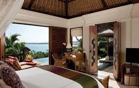 Indonesian Bedroom Furniture by Four Seasons Resort Bali At Jimbaran Bay Indonesia Jetsetter