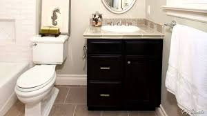 Narrow Bathroom Vanities by Small Bathroom Vanity Cabinet Ideas Youtube
