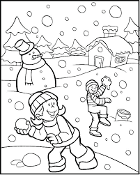 coloring pages about winter free coloring pages winter winter color sheet winter season coloring