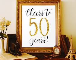 50th Birthday Party Decoration Ideas 50th Birthday Party Decorations For Men Etsy