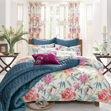 nice mix of colors dorma tropical cordelia bed linen collection