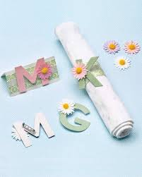 mother u0027s day crafts and decorations martha stewart