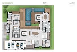 Dubai House Floor Plans Sobha Hartland Villas Op Planos De Casas De Niveles