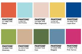 2017 Colors Of The Year Color Trends For 2017 Karen Spencer Pulse Linkedin