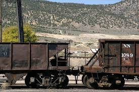 rusty train free images track railway desert old train museum station