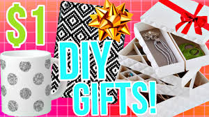 25 dollar gift ideas diy holiday gift ideas easy affordable gifts for a 1 youtube
