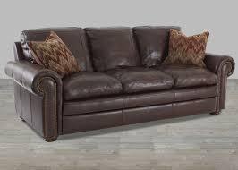 Chestnut Leather Sofa Dalton Cherry Leather Sofa Nail