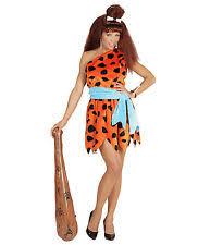 Pebbles Halloween Costume Adults Flintstones Fancy Dress Ebay