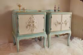 How To Repaint A Nightstand Working With Appliques On Nightstands Hometalk