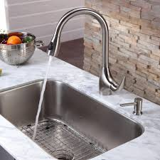 White Undermount Kitchen Sink Endearing Black Color Kitchen Polished Granite Countertops With