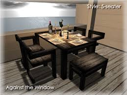 dining table set up lakecountrykeys com