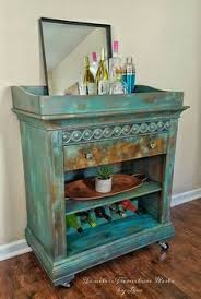 rolling baby changing table re purposed baby changing table into wine bar bar carts
