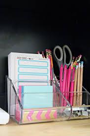 Back To School Desk Organization Iheart Organizing Back To School Room Organization Tips
