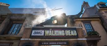 Walking Dead Google Map The Walking Dead Attraction Rides U0026 Attractions Universal