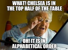 Chelsea Meme - grandma finds the internet meme imgflip