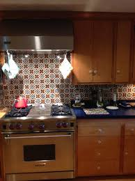 mexican tile backsplash kitchen i my mexican tile backsplash but