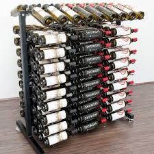 commercial wine racking systems by wine cellar depot canada and us