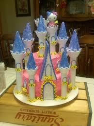 hello castle cake cakecentral