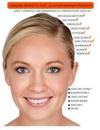 amazon com large bottle airbrush makeup foundation matte finish