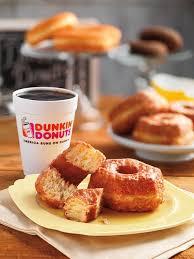 dunkin donuts makes croissant donut a permanent menu item dunkin