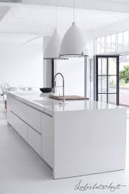 Modern White Kitchen Design White Modern Kitchen Donatz Info
