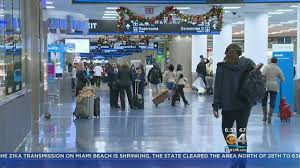 another busy thanksgiving travel season on tap airports and