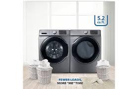 wf5500 5 2 cu ft front load washer wf45m5500ap a5 samsung ca