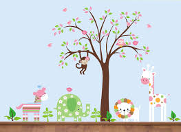 baby wall designs or by playing monkey wall decor diykidshouses com