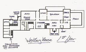Servant Quarters Floor Plans Big Old Houses Westbury House New York Social Diary