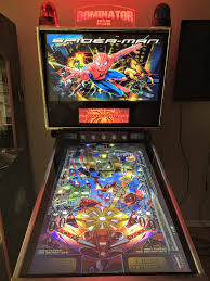 the dominator virtual pinball machine used show room condition