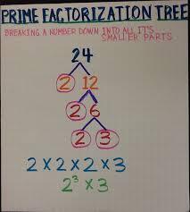 best 25 prime factorization ideas on pinterest composite math